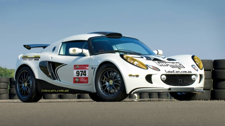 Targa Tasmania debut for Lotus Cup 260
