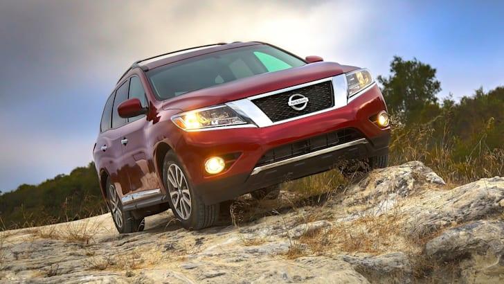 Nissan Pathfinder - 2
