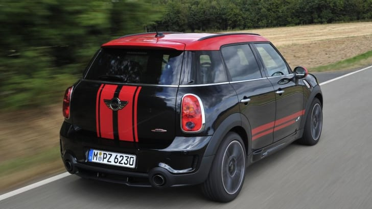 Mini John Cooper Works Countryman - 4