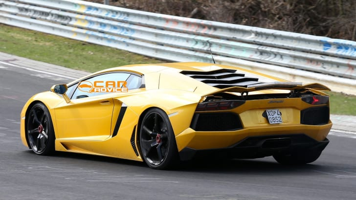 Lamborghini Aventador SV - 6