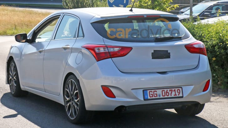 hyundai-i30-n-series-spy-9-rear
