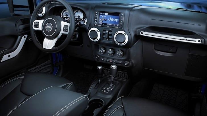 Jeep Wrangler Polar - 3
