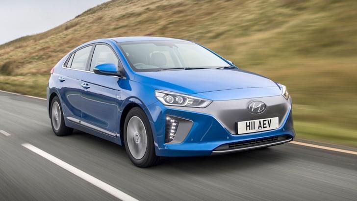 Hyundai Ioniq Electric, Kona Electric top real-world range tests | CarAdvice