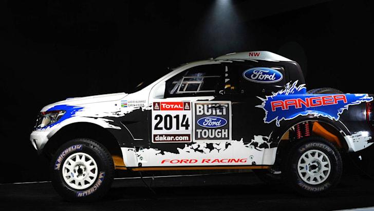 Ford Confirms Participation in 2014 Dakar