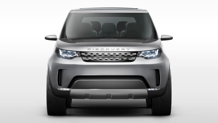 Land Rover Discovery Concept 3