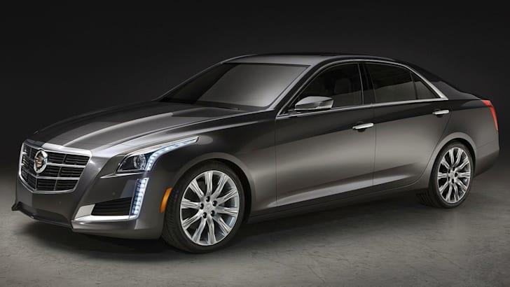 Cadillac CTS - 1