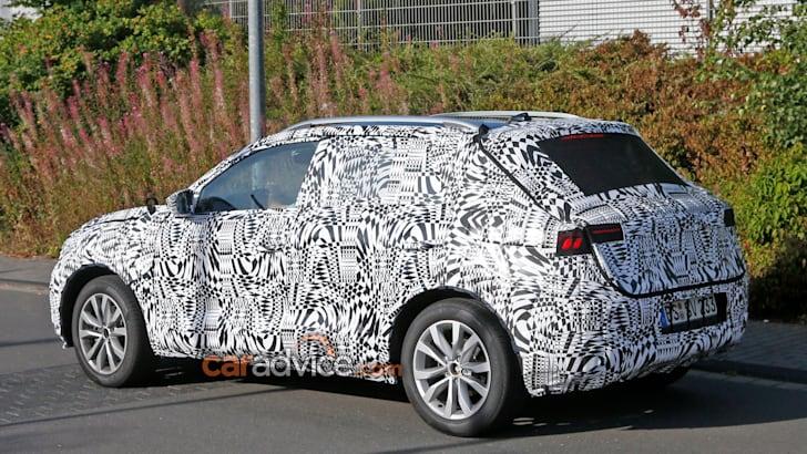 VW Polo SUV 9