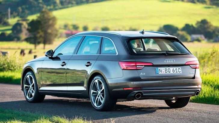 2016 Audi A4 Avant TFSI-6