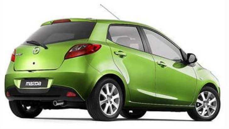 New Generation Mazda 2