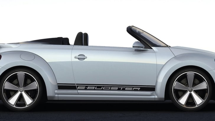 Volkswagen E-Bugster Speedster - 1