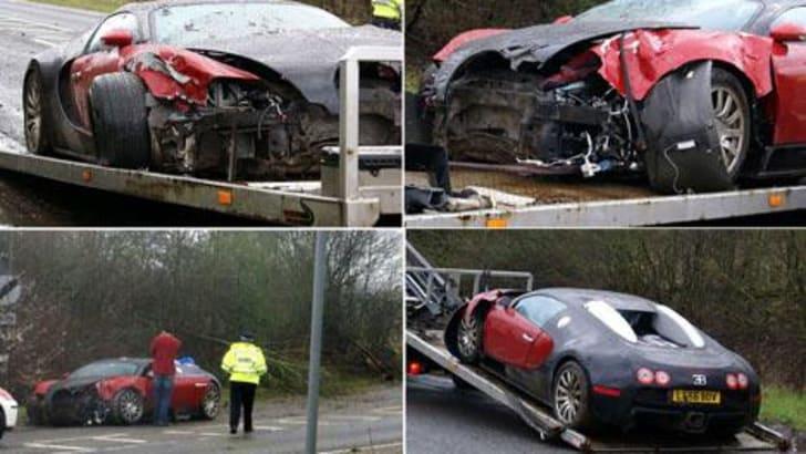 Bugatti Veyron Crash 4