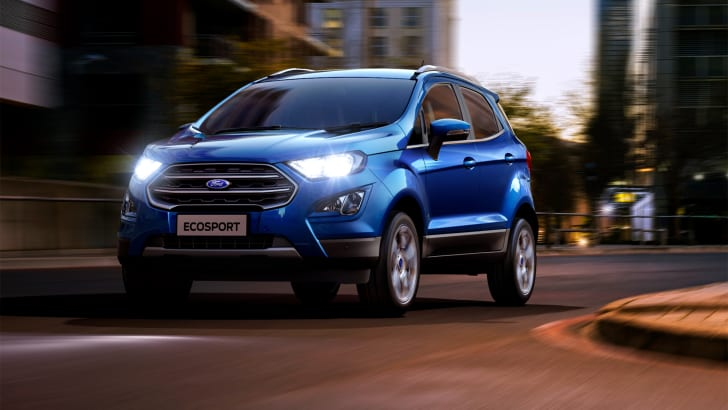 2018 Ford Ecosport Pricing And Specs Update Caradvice