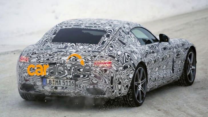 Mercedes-Benz AMG GT - 4