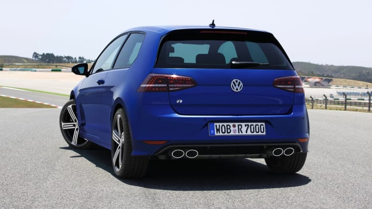 Volkswagen Golf R - 2