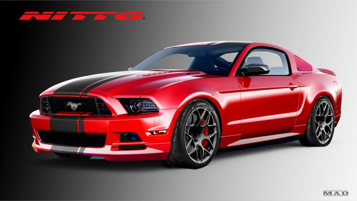 Ford Mustang SEMA concept3