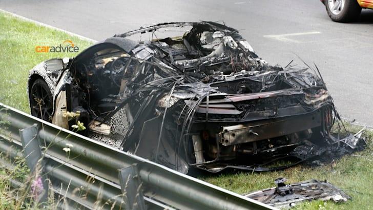 Honda NSX fire_5