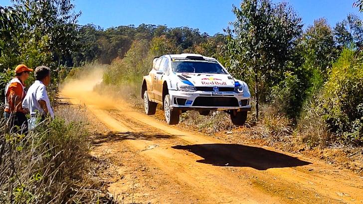 WRC Rally Australia 2014 - 28