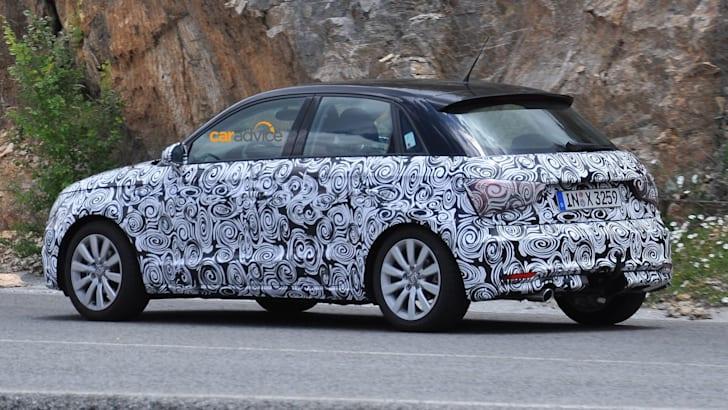 Audi A1 facelift 5