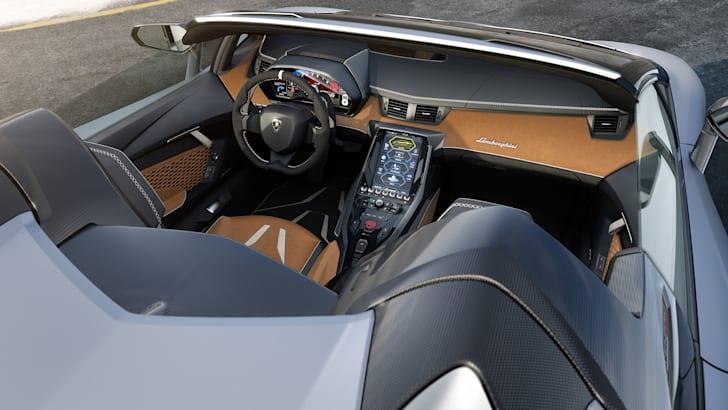 lamborghini-centenario-roadster-interior