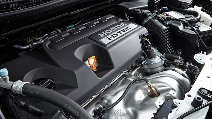 Honda CR-V Diesel 07