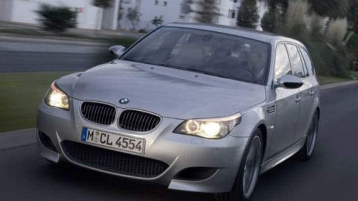 BMW M5 Touring Wagon