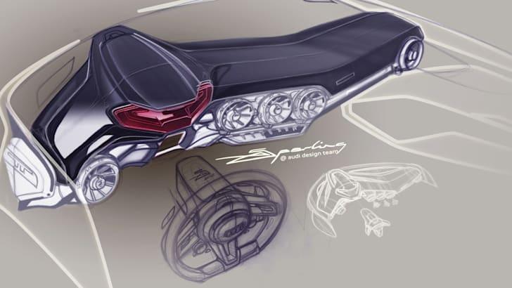 2015 Audi TT design 3