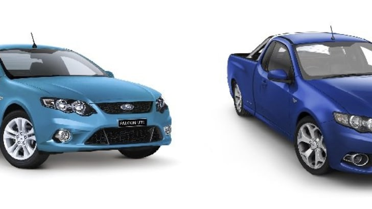 Ford Falcon Fg Mkii First Images And Details Caradvice