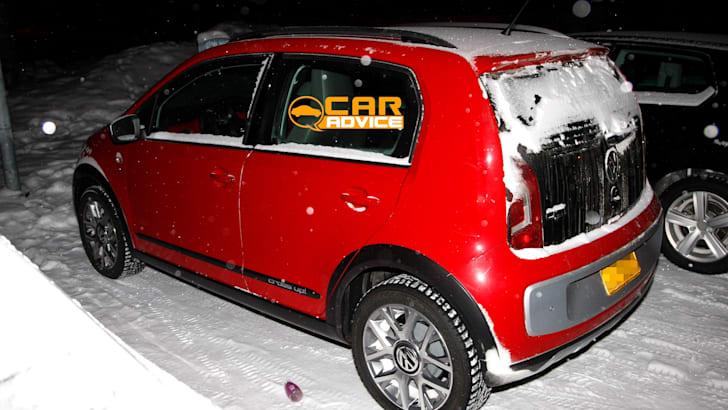 Volkswagen Cross Up! - 4