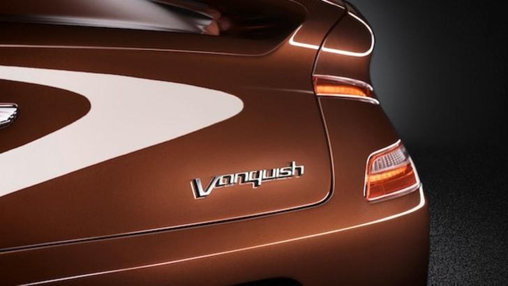Aston Martin Vanquish - 3