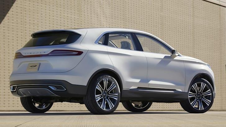 Lincoln MKC Concept - 3