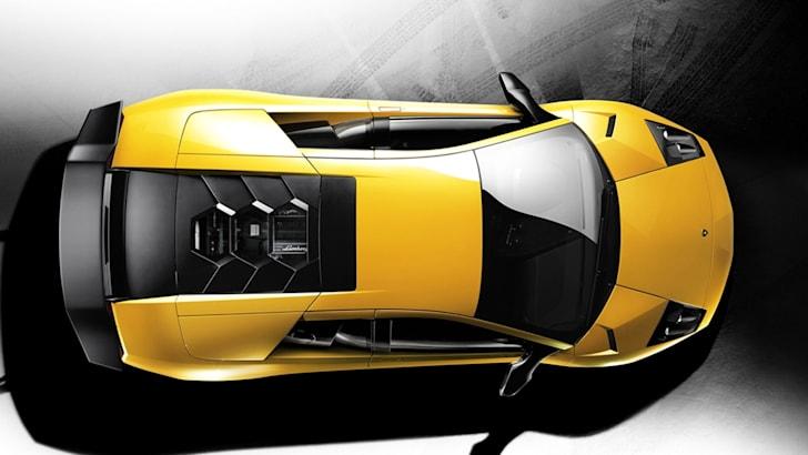 Lamborghini Murciélago LP 670-4 SuperVeloce unveiled
