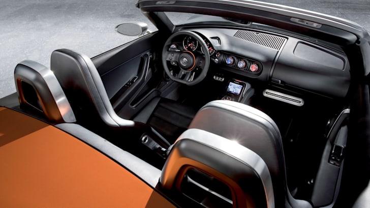 Volkswagen Concept BlueSport