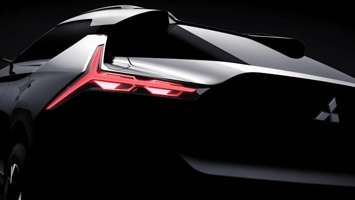 Mitsubishi e-Evolution shows off SUV styling | CarAdvice