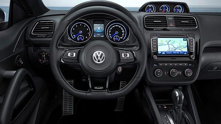 Volkswagen Scirocco R 11