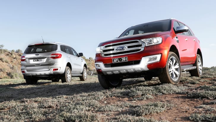 Ford Everest Titanium ext 2