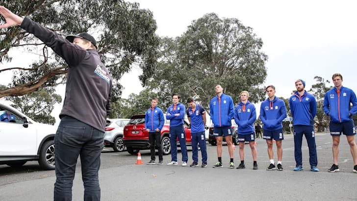 Mazda Australia-North Melbourne Kangaroos-Driver-Dynamics-17