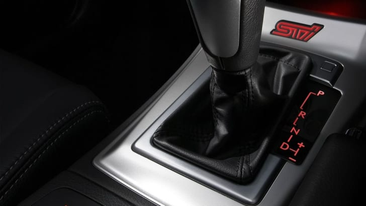 2009 Subaru Impreza WRX STI A-Line
