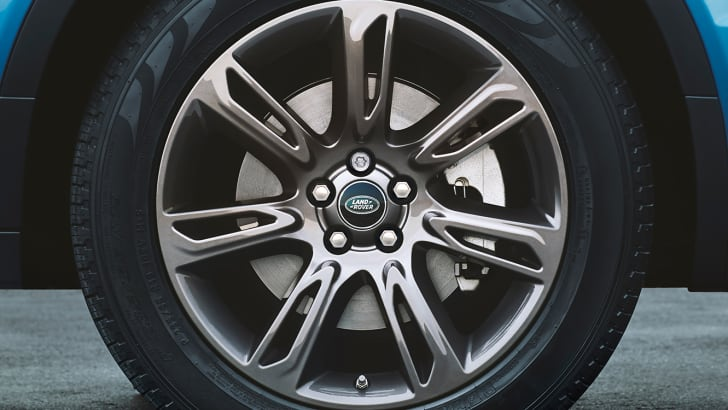 2017 Range Rover Evoque Landmark Special Edition.