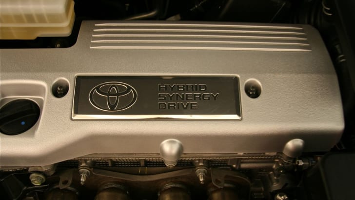 ch engine plaque