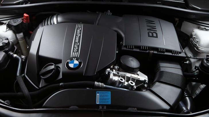 BMW 335 engine