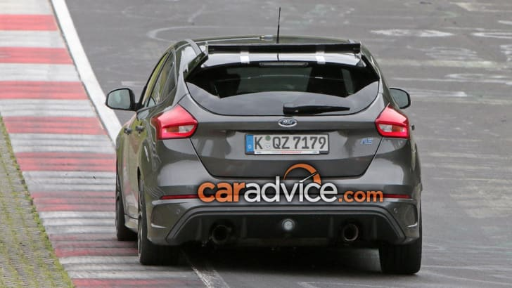 Ford Focus RS500 Track 8