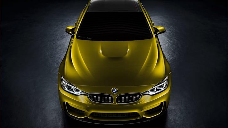 BMW M4 Coupe Concept - 4