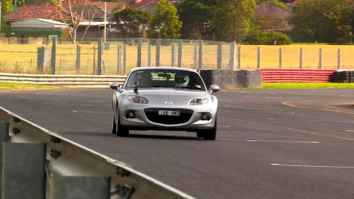 CA at Sandown with Driver Dynamics-15