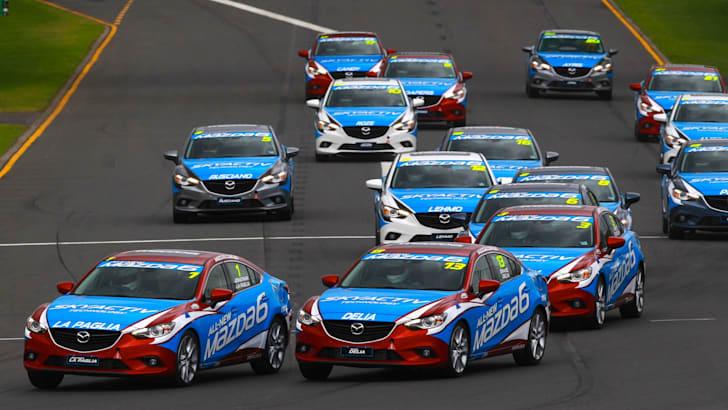 Mazda-6-Celebrity-Challenge-2