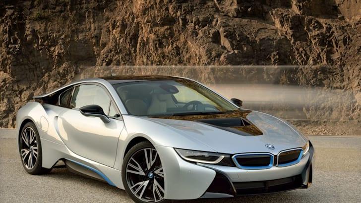 BMW i8 32
