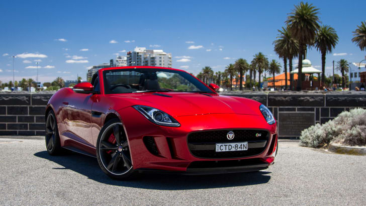 2015 Jaguar F-Type V8 S Convertible-24