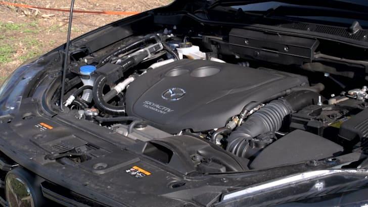 Mazda CX5 snow 53
