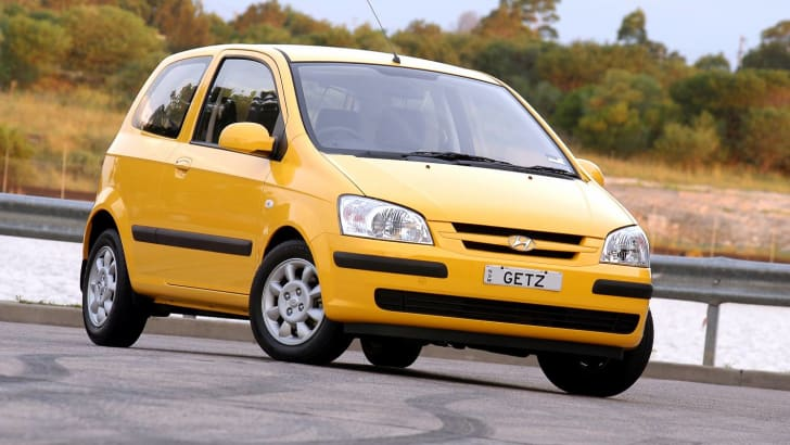 Hyundai Getz-