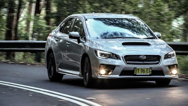 2014 Subaru WRX 18