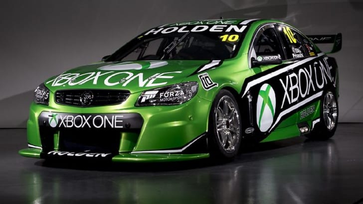 Triple Eight Xbox V8 Supercars
